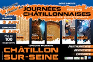 Journées Châtillonnaise 2018